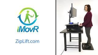 iMovR ZipLift+ HD 42