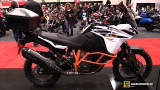 6. 2018 KTM 1090 Adventure R - Walkaround - 2018 Toronto Motorcycle Show
