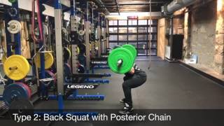 #AskKenneth 48: Back Squat with Two Different Styles