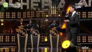 Arab Idol -راغب علامة - سر حبي
