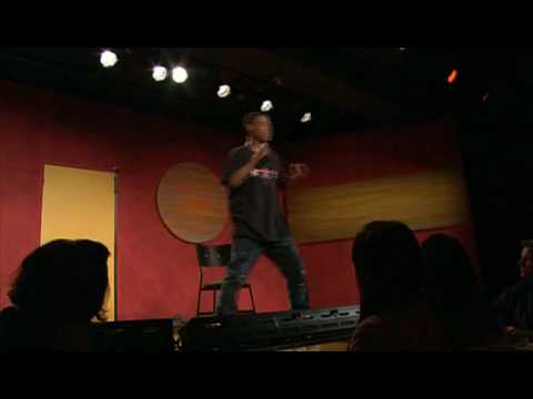 Tracy Morgan - Rollerskates (stand up comedy pt.7)
