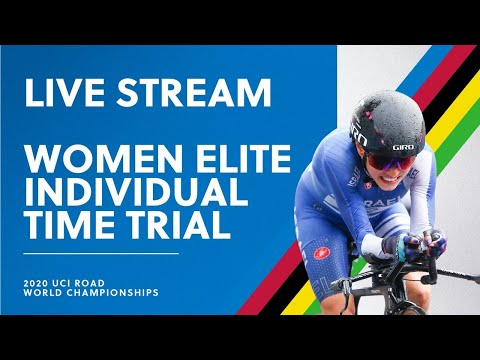 Live – Women Elite Individual Time Trial – 2020 UCI Road World Championships – Imola, Italy