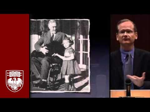 Lawrence Lessig - Speech, Datenschutz und das Internet: Die Universität und darüber hinaus
