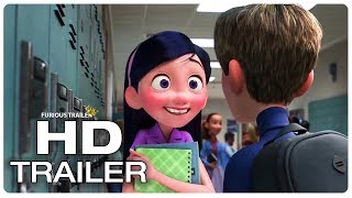 INCREDIBLES 2 Awkward Violet With Boyfriend Trailer (NEW 2018) Superhero Movie HD