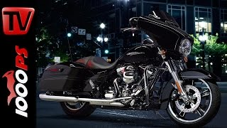 10. Harley Davidson Street Glide Special 2015 | Specs, info and interview with Frank Klumpp
