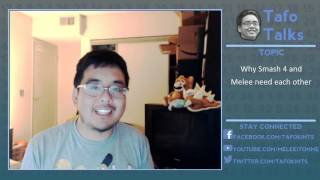 Tafo Talks: Why Smash 4 and Melee need each other