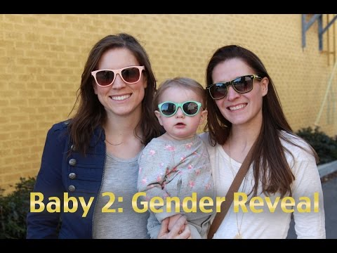 Lesbian Family Does Epic Gender Reveal For Second Baby