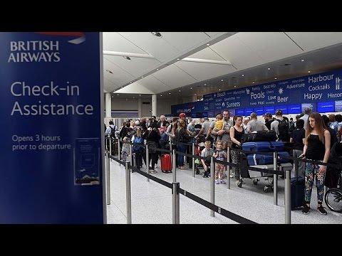 British Airways: Αποζημιώσεις ζητεί η Μέι – economy