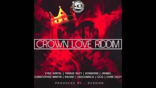 Christopher Martin  My Love  Crown Love Riddim  Head Concussion Records
