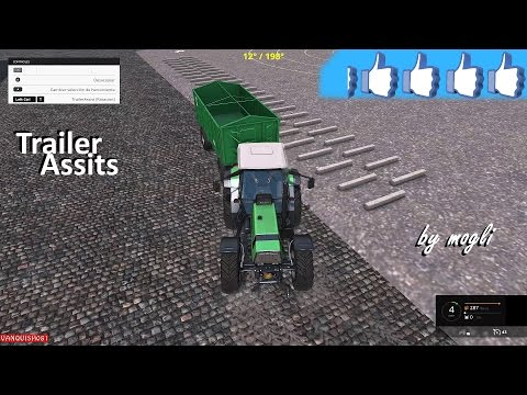 Trailer Assist v1.0