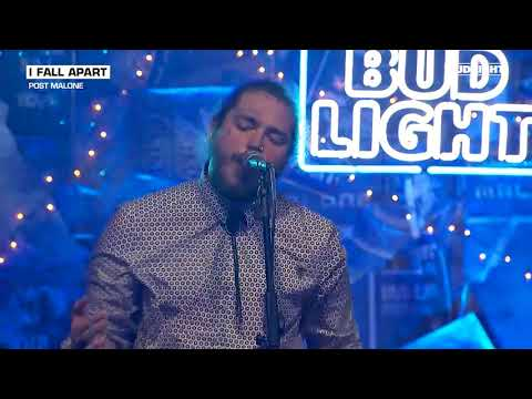 Video Post Malone - I Fall Apart (Live From The Bud Light x Post Malone Dive Bar Tour Nashville) download in MP3, 3GP, MP4, WEBM, AVI, FLV January 2017