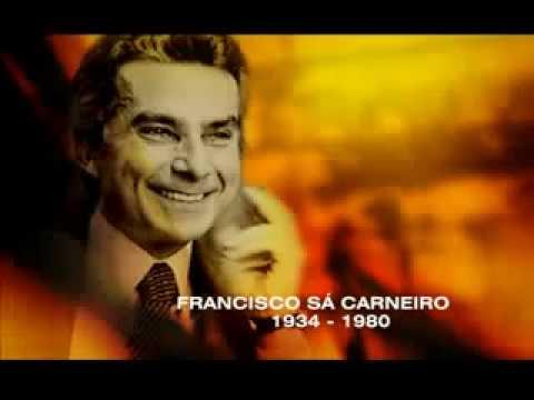 Filme sobre a vida de Francisco Sá Carneiro