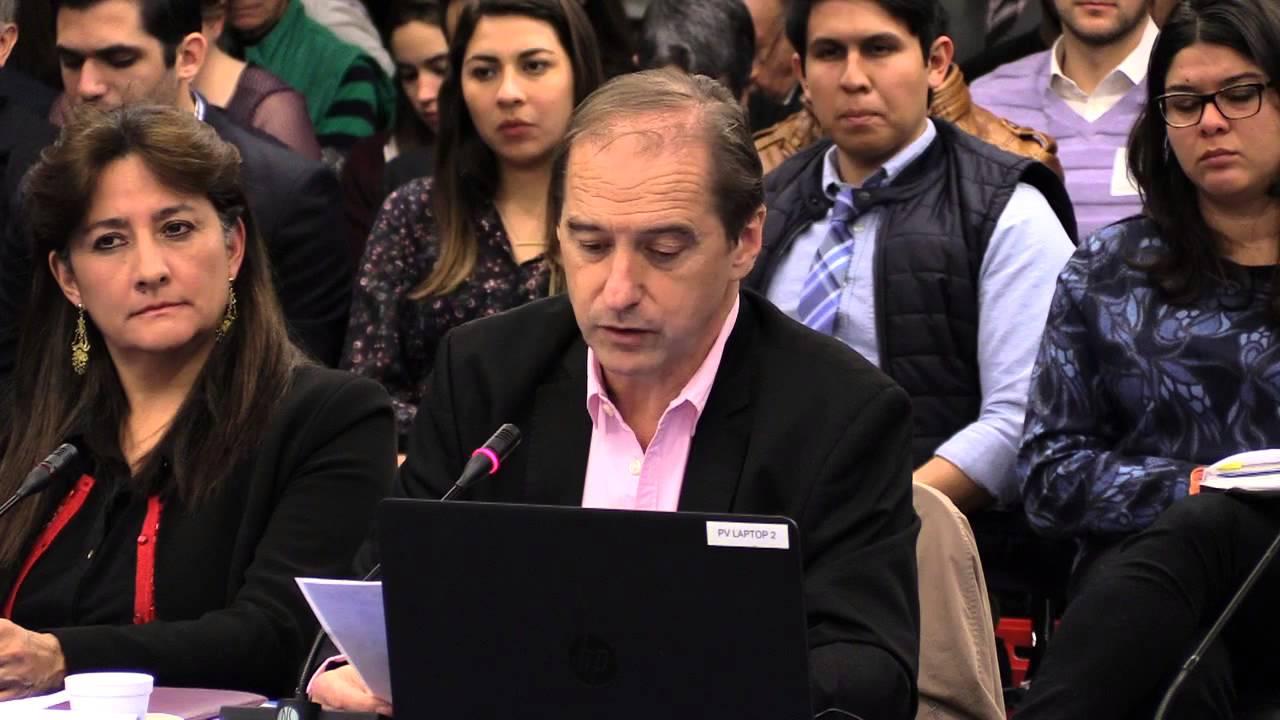"""Presentación del Informe """"Investigación y primeras conclusiones de las desapariciones y homicidios de los normalistas de Ayotzinapa"""" (DE OFICIO - PLENARIO)"""