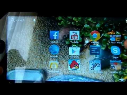 Amicroe TouchTab II Tablet pc review! Absolute bargain for the price!