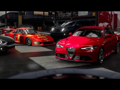 Forza Motorsport 7 Official Samsung QLED Car Pack Trailer
