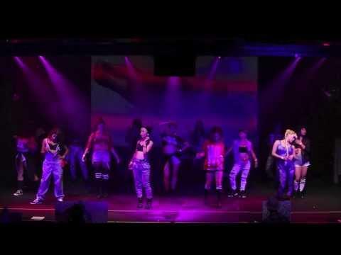 Keenan Cooks' Performance Choreography