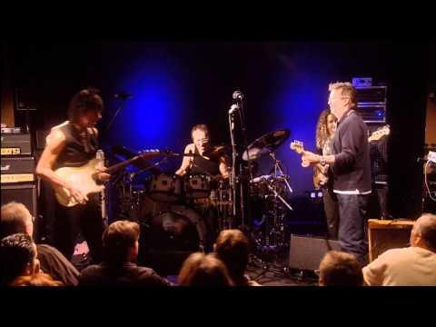 Jeff Beck featuring Eric Clapton  - Little Brown Bird 1080p