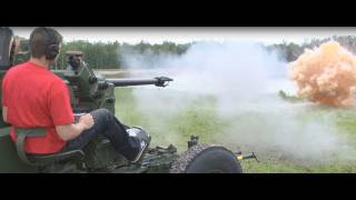 This 40mm Machine Gun Is Absolutely Terrifying