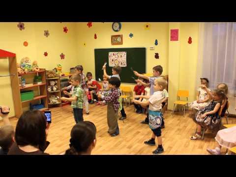 Танец поварят, МС-Чапаева 2015г