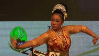 Tari Jaipongan Kreasi Sanggar Samba Sunda Junior Remaja