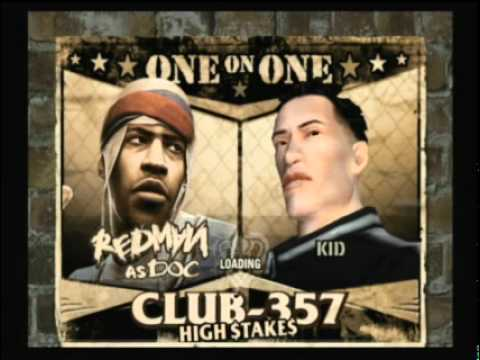 Def Jam Fight for NY - Kid's Story Part XXXII