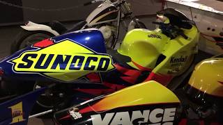 Which LEGENDARY Dragbikes Are Enshrined at the NHRA Motorsports Museum?