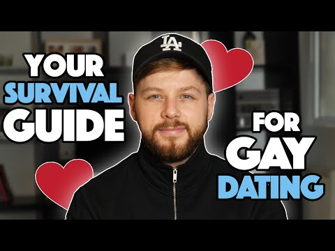 Survival guide to dating as a gay man | How to improve your dating experience!