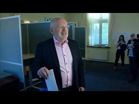 Niederlande: Sozialdemokraten führen bei der EU-Wahl