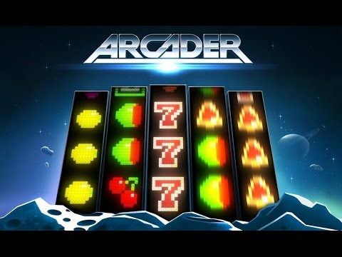 Arcader Slot Machine Game