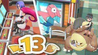 Pokémon Let's Go Pikachu & Eevee - Episode 13 | Celadon City Strife! by Munching Orange