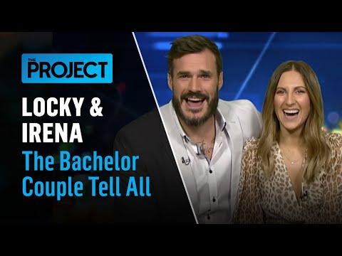 The Bachelor Australia winners Locky & Irena | The Project