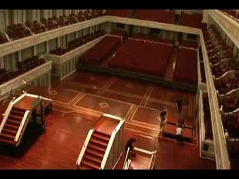 Schermerhorn Symphony Center Floor Flip