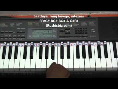 Video Mujhse Juda Hokar Piano Tutorials (Hum Aapke Hain Kaun) | PDF NOTES IN DESCRIPTION download in MP3, 3GP, MP4, WEBM, AVI, FLV January 2017