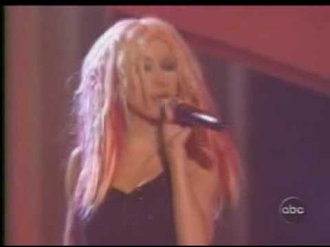 Christina Aguilera - All Right Now