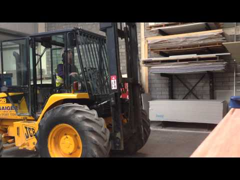 Forklift Training J1 Rough Terrain Masted Video 2