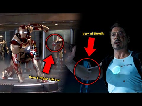 I Watched Iron Man 3 in 0.25x Speed and Here's What I Found