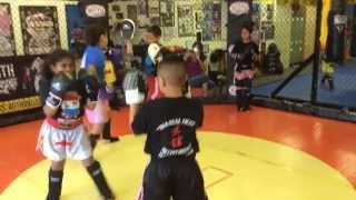 Juniors Boxing & Muay Thai trailer