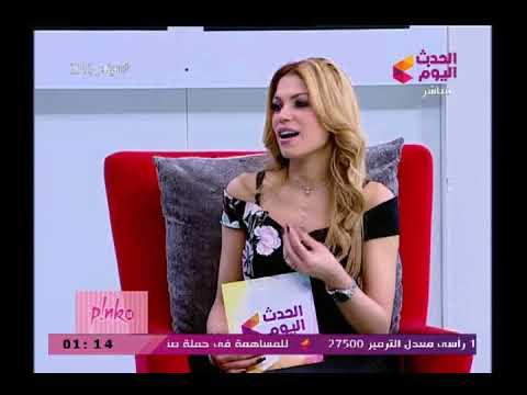 العرب اليوم - شاهد: أغرب تعليق من مذيعة الحدث عن السيدة الجميلة