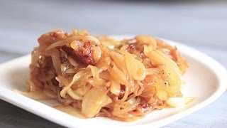 Basic Caramelized Onions by Chowhound
