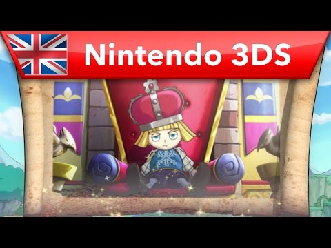 Fantasy Life - Choose Your Lives (Nintendo 3DS) Video