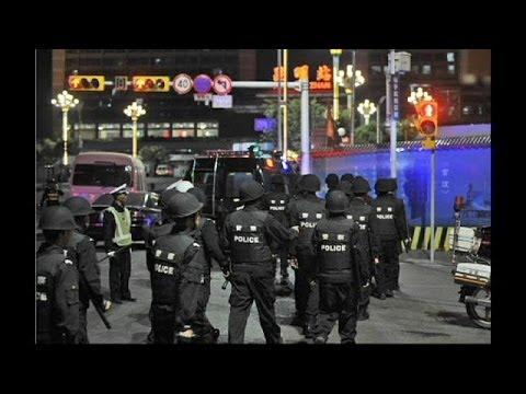 Chine : 28 personnes mortes poignardées dans une gare