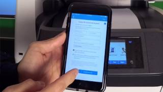Setting up Instant Ink on an OfficeJet Pro 8720 for the first time