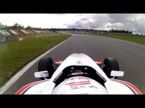 Nurburgring driving academy - Formula BMW - short course 1