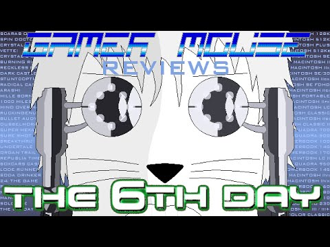 Gamer Mouse - The 6th Day Review - Movie