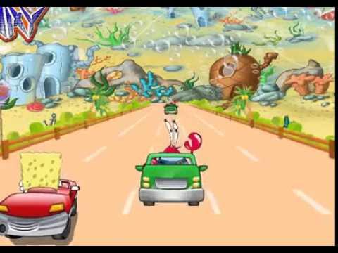 Descargar Bob Esponja | Aventuras de carrera con Spongebob | Episodios completos en Español para niños para celular #Android
