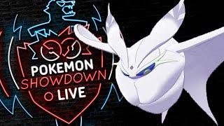 Enter FROSMOTH! Pokemon Sword and Shield! Frosmoth Pokemon Showdown Live! by PokeaimMD