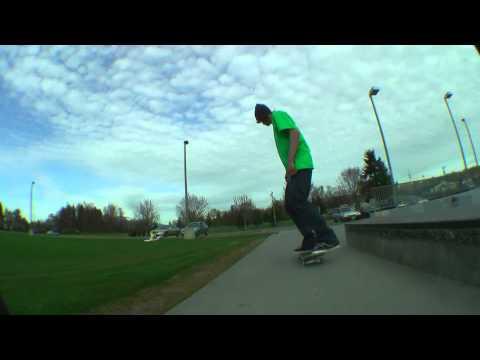 Burlington SkatePark Montage