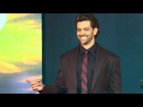 Hrithik Roshan Looks Dappered At An Event