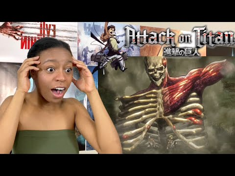 ATTACK ON TITAN SEASON 1 EPISODES 7, 8, and 9 (REACTION/REVIEW) FIRST TIME REACTING!