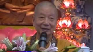 TÂM HẠNH NGƯỜI TU - HT THÍCH TRÍ QUẢNG thuyết giảng ngày 07.10.2012 (MS 102/2012)
